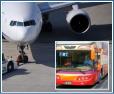 Airport kenting Buses kenting