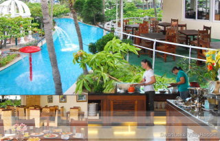 Villa kenting inn Villa stay