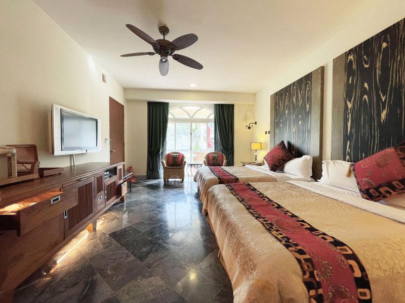 湖畔别墅亲子Villa 2楼 床型