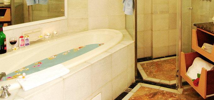 墾丁 住宿 バスルーム